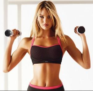 Способы увеличения бюста с помощью спорта